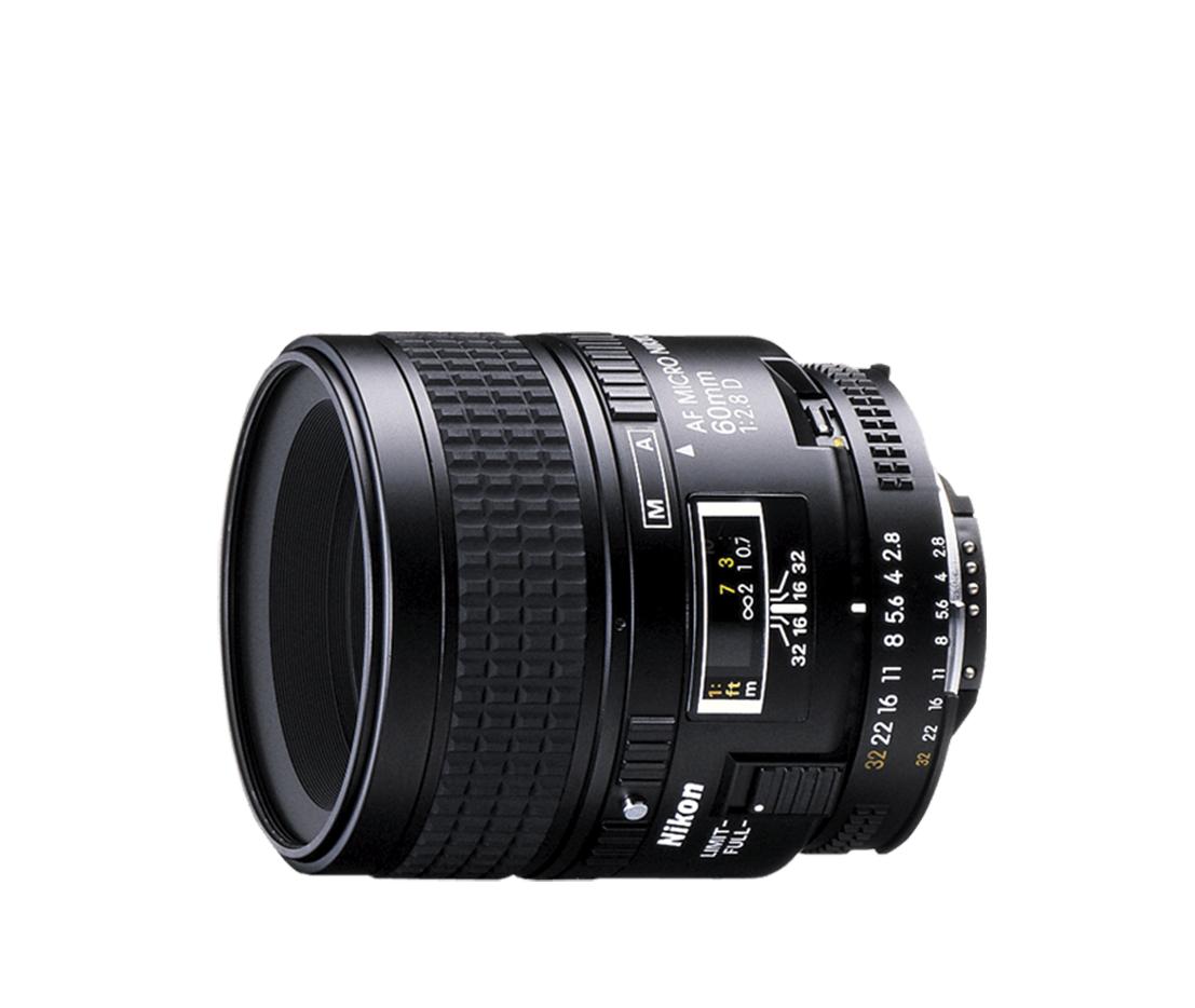 Af Micro Nikkor 60mm F 28d Beco Nikon 24mm F28d
